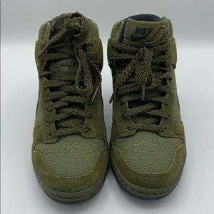 Nike Dunk Sky High Wedge Sneakers